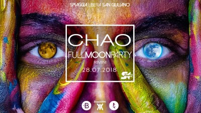 CHAO - Full Moon Party