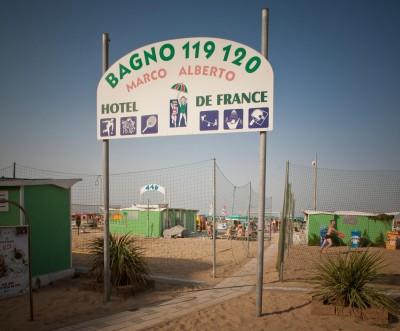 Ricerca stabilimenti spiaggia rimini network - Bagno romano igea marina ...