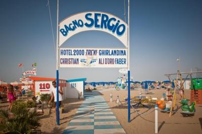 Stabilimento n. 111 - SERGIO - Spiaggia Rimini Network