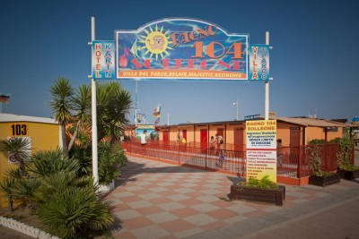 Stabilimento n. 104 - SOLLEONE - Spiaggia Rimini Network